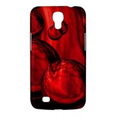 Red Bubbles Samsung Galaxy Mega 6.3  I9200