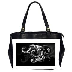 L413 Oversize Office Handbag (Two Sides)