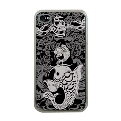 Form Of Auspiciousness Apple iPhone 4 Case (Clear)