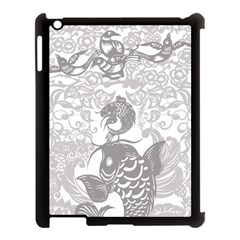 Form Of Auspiciousness Apple iPad 3/4 Case (Black)