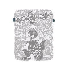 Form Of Auspiciousness Apple Ipad 2/3/4 Protective Soft Case