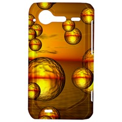 Sunset Bubbles HTC Incredible S Hardshell Case