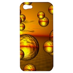 Sunset Bubbles Apple iPhone 5 Hardshell Case