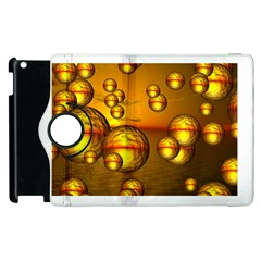 Sunset Bubbles Apple iPad 2 Flip 360 Case