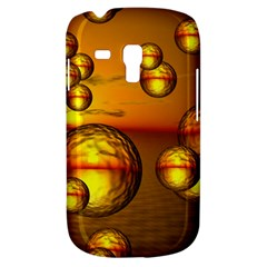 Sunset Bubbles Samsung Galaxy S3 MINI I8190 Hardshell Case