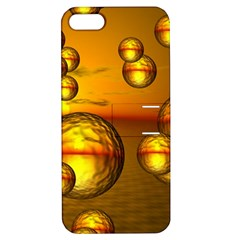 Sunset Bubbles Apple Iphone 5 Hardshell Case With Stand