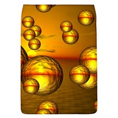 Sunset Bubbles Removable Flap Cover (large)