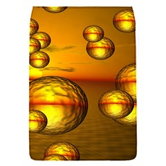 Sunset Bubbles Removable Flap Cover (Small)