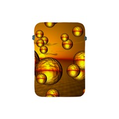 Sunset Bubbles Apple iPad Mini Protective Soft Case