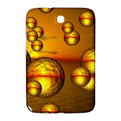 Sunset Bubbles Samsung Galaxy Note 8.0 N5100 Hardshell Case