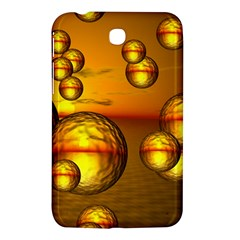Sunset Bubbles Samsung Galaxy Tab 3 (7 ) P3200 Hardshell Case