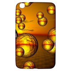Sunset Bubbles Samsung Galaxy Tab 3 (8 ) T3100 Hardshell Case