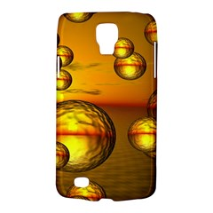 Sunset Bubbles Samsung Galaxy S4 Active (I9295) Hardshell Case