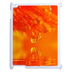 Waterdrops Apple Ipad 2 Case (white)