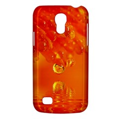 Waterdrops Samsung Galaxy S4 Mini Hardshell Case