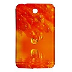 Waterdrops Samsung Galaxy Tab 3 (7 ) P3200 Hardshell Case