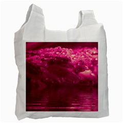 Waterdrops Recycle Bag (Two Sides)