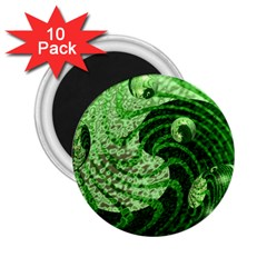 Magic Balls 2.25  Button Magnet (10 pack)