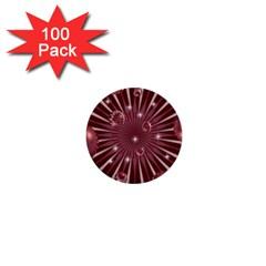 Dreamland 1  Mini Button (100 pack)