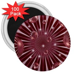 Dreamland 3  Button Magnet (100 pack)