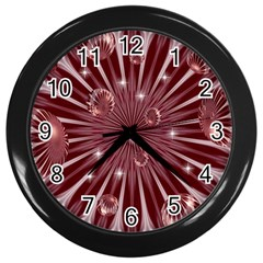 Dreamland Wall Clock (Black)