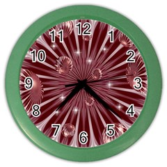 Dreamland Wall Clock (Color)