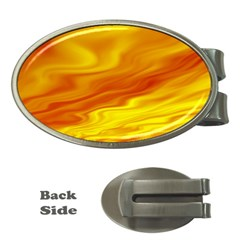 Design Money Clip (Oval)