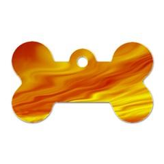 Design Dog Tag Bone (Two Sided)