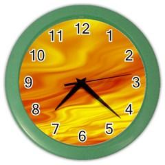 Design Wall Clock (Color)