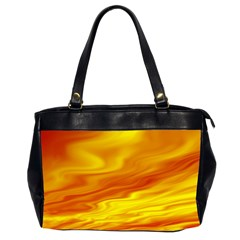 Design Oversize Office Handbag (Two Sides)