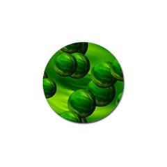 Magic Balls Golf Ball Marker 4 Pack