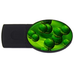Magic Balls 2GB USB Flash Drive (Oval)