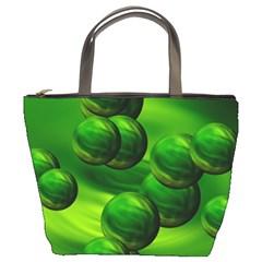 Magic Balls Bucket Bag