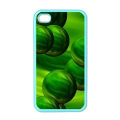 Magic Balls Apple iPhone 4 Case (Color)