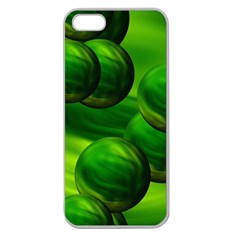 Magic Balls Apple Seamless iPhone 5 Case (Clear)