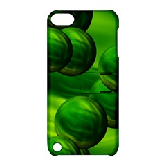 Magic Balls Apple Ipod Touch 5 Hardshell Case With Stand