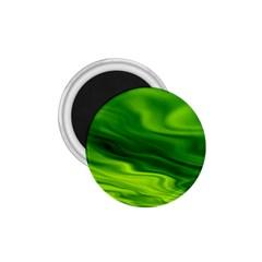 Green 1 75  Button Magnet
