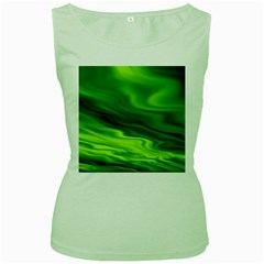 Green Womens  Tank Top (Green)