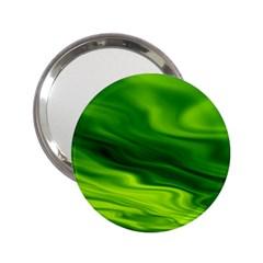 Green Handbag Mirror (2.25 )
