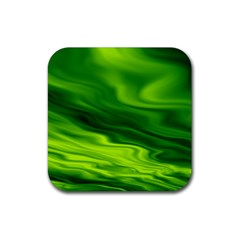 Green Drink Coasters 4 Pack (square)