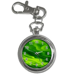 Green Key Chain & Watch