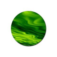 Green Drink Coasters 4 Pack (Round)