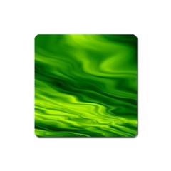 Green Magnet (Square)