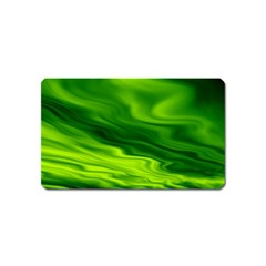 Green Magnet (Name Card)