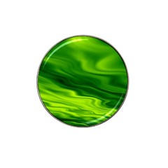Green Golf Ball Marker 4 Pack (for Hat Clip)