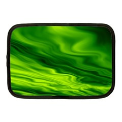 Green Netbook Case (medium)