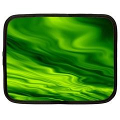 Green Netbook Case (large)
