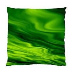 Green Cushion Case (Single Sided)