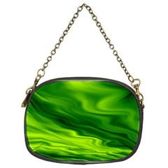 Green Chain Purse (Two Sided)