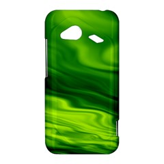Green HTC Droid Incredible 4G LTE Hardshell Case